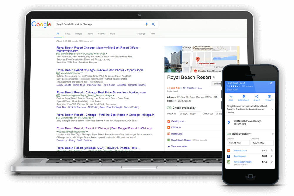 Grab direct bookings with Google Hotel Ads